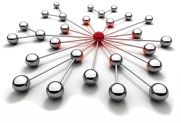 Ausgefeilte Kommunikation im Netzwerk der d4m